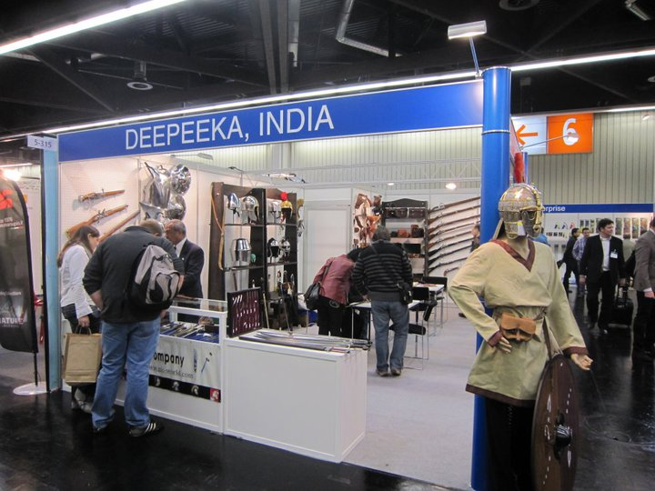 The 2011 IWA Outdoor Classics Tradeshow, Nuremberg, Germany